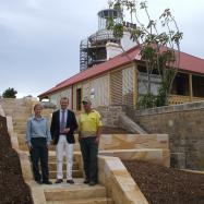 Barrenjoey Headland Restoration Works