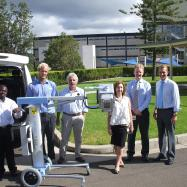 Mona Vale Hospital Mobile X-Ray Launch