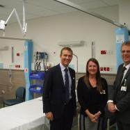 Mona Vale Hospital Short Stay Unit Opening