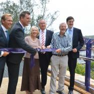 Narrabeen Lagoon Trail Opening